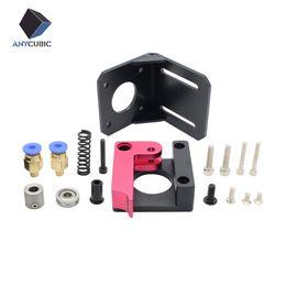 Wholesale Mk8 Extruder - 3D Printer Parts MK8 extruder 3d printer Full Metal Aluminum Alloy Bowden Extruder 1.75MM with NEMA 17 L Bracket Mount