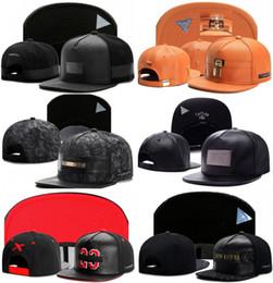 Wholesale Leather Headwear - Cheap Cayler & Sons snapback hats snakeskin leather , fashion men & women skateboard adjustable basketball caps ,hiphop bboy headwear