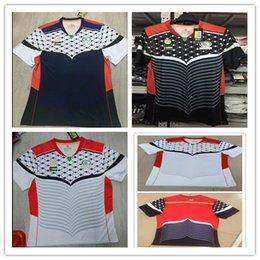 Wholesale Rugby Homes - 2016 2017 Best quality NEW Palestinian Jersey shirt 16 17 football club survetement Palestine jersey home away shirts Free shipping