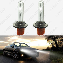 Wholesale Hid Headlight Replacement Bulbs H11 - 2x White 6000K Car 35W H11B Xenon HID Bulbs Replacement HID Headlights Singel Bulbs 12V #2009