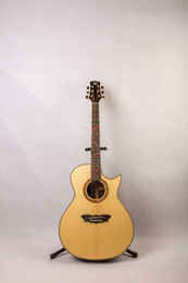 Wholesale Sky Brazil - New rhyme's guitar, panel cloud unlined upper garment, lientang rosewood, fingerboard with cherry blossoms, (can is it stick to standard des