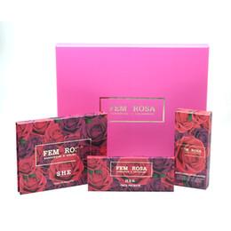 Wholesale 12 Pcs Eye - Fem Rosa Set 2017 NEW Including 12 Color Eye Shadow +3 Color Highlighter +3 Color Matte Lipstick Makeup Kit Free Shipping 1 pc