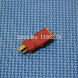 Wholesale Male Automotive Connector - XT60 Female Connector Convert Deans T Style Male Plug for ESC Battery connector automotive plug point