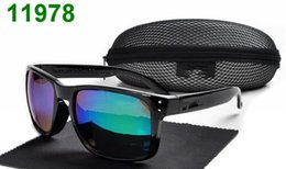Wholesale Cheap Wholesale Jackets Coats - top quality Mix order Unisex cheap glass brands Straight Jacket Sunglass Designer Sports Sunglasses with box