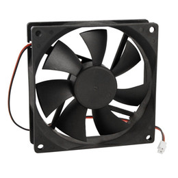 Wholesale Fan Bearing Types - DC 6015 12V 24V CPU Cooling Fan PC Cooler for Laptop Computer 7 Blade Quite Sleeve Ball Bearing Type