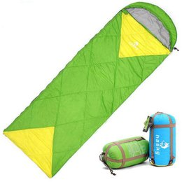 Wholesale Ultralight Backpacking Equipment - Sleeping Bag Ultralight Multifuntion Portable Outdoor Envelope Camping Sleeping Bags Travel Hiking Equipment