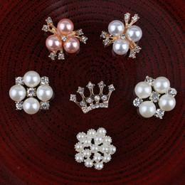 30 unids vintage hecho a mano de metal decorativas diademas + perlas de cristal artesanía suministros sombreros de diamantes de imitación para los accesorios del pelo desde fabricantes