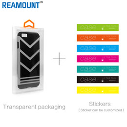Wholesale Clear Universal Cell Phone Boxes - Wholesale New Coming Fashion Clear Blister PVC Retail Packaging Package Box for iphone 7 7 Plus Cell Phone Case