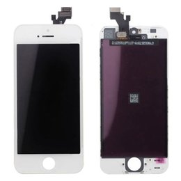 Wholesale Ecran Lcd - AAA Quality LCD OEM Display for iphone 5 5g LCD Digitizer Touch Screen Replacement Display Assembly Ecran for iphone 5c 5s AAA++
