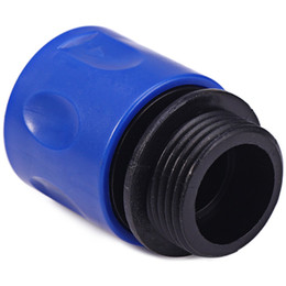 Wholesale Wholesale Quick Connect Fittings - 2017 Top Sale Garden Tap Spray Stretch Quick Connect Fitting Hose Adaptor Connector Garden Tools