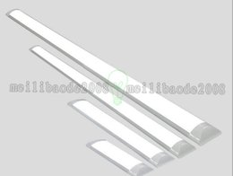 2019 t5 tubo 12w 2017 2ft 3ft 4ft T8 apparecchio LED tubo luci 36 W LED tri-proof light tube 1200mm 4FT LED luci del tubo apparecchio spedizione gratuita MYY