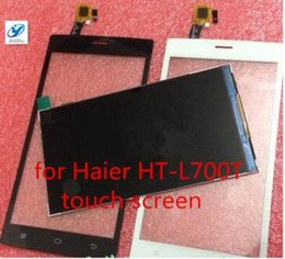 Wholesale Haier Lcd - Wholesale- Original for Haier HT-L700T touch screen LCD Display