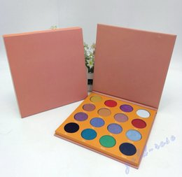 Wholesale Pro Colors - HOT Makeup Eyes PRO Eyeshadow Palette 16 Color Eye Shadow Palette DHL FREE GIFT.