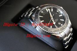 2019 oceano limitado Mens James Bond Daniel Craig Planeta Oceano 600m Skyfall Edição Limitada Relógio de Luxo Relógios Masculinos desconto oceano limitado
