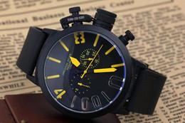 Wholesale Navitimer Automatic - AAA watch store jason007 Luxury Brand watch men navitimer A35340 black Dial Stainless Steel quartz chronograph Watch Mens dive Luminous Watc