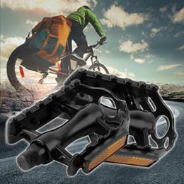 Pedaliera da bicicletta in lega di alluminio a pedali da 1 paio con pedana della bicicletta Accessori da ciclismo all'ingrosso da pedaliere all'ingrosso fornitori