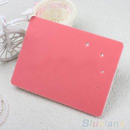 Wholesale Decorating Stocking Flowers - Wholesale- Fondant Cake Foam Pad Sponge Gum Paste Decorating Sugarcraft Flower Modelling 01U2 348D