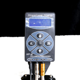 Deutschland Hurricane HP-2 Powe Versorgung Digital Dual LCD Display Tattoo Netzteil Versorgung