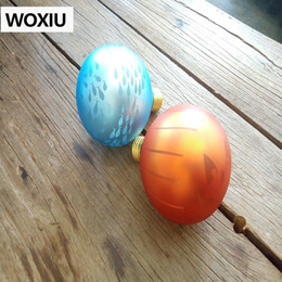 Wholesale Garden Pumpkin - WOXIU vintage bulbs,holiday,halloween Decoration G95 laser, pub diner family coffee,blue fish orange pumpkin,1.8W 110-240V B22 E27 E26 2700k