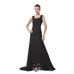 f3afb86b05 Negro gasa exquisita señoras Swallow diseño espalda noche vestido de fiesta  vestido de encaje de la buena calidad vestido