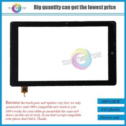 Wholesale Touch Screen Chuwi Replacement - Wholesale- Note the photo , High Quality New For Chuwi HiBook Pro 10.1 CW1526 Tablet PC Touch Screen Digitizer Sensor Replacement