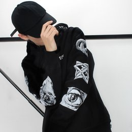 Wholesale Men Over Coats - Top brand original sup winter autumn hip hop hoodie over size men's hoodie hooded coat high quality with original tag wholesale