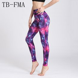 Wholesale Tight Fitting Leggings - 2017 Women yoga pants High Waist Stretchy Dry Fit Sports Leggings Gym Workout Fitness Compression Sport Tights Yoga Sportswear