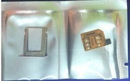 Wholesale Gevey Original - MOQ 1PCS Original New GPP Sim Unlock iPhone 4S iOS7 iOS8 iOS9 GSM & WCDMA GEVEY
