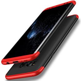 Canada Nouveau Tout Compris Cas de Téléphone Shield Trois Étapes Pour iphone7 / 7 plus 6 s / plus withou Détail Paquet DHL Livraison Gratuite Offre