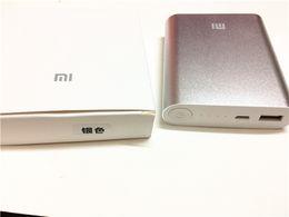 HOT Power Bank 10400mAh mi High Copy Portable Powerbank 10400 MAH para teléfonos móviles iPhone Xiaomi Huawei desde fabricantes