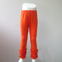 Wholesale Wholesale Baby Clothing Online - Baby Fashion Clothes Online Hot sale Baby Girl Candy Color Icing Long Pant Cheap Wholesale