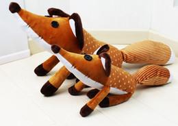 Wholesale Christmas Little Bear Plush - The Little Prince Fox Plush Dolls 40cm 60cm le Petit Prince stuffed animal plush education toys for baby kids Birthday Xmas Gift