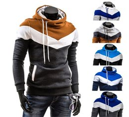 Wholesale Belted Suit Jacket - New Man Hoody Casual Sweatshirt Mens Sports Suit 6 Color Fleece Hoodie Jackets Men's Sportswear Men Hoodie Men's Tracksuits