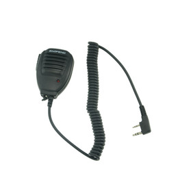 Wholesale Baofeng 5r - Baofeng Speaker Mic Microphone for Baofeng UV-5R Dual Band Radios PTT Microphone for Civilian Radio Baofeng Speaker MK-1030