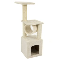 """Wholesale post pet - Deluxe Cat Tree 36"""" Condo Furniture Scratching Post Pet House Play Toy"""