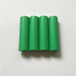 Wholesale Box Clone - 100% High Quality 25R 2500mah 20A 18650 Battery Clone INR Lithium Rechargeable Batteries For Samsung Vaprozier Vape Box mod