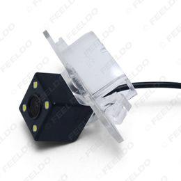 Wholesale Civic Led - FEELDO CCD Car Rear View Camera with LED light for Honda Accord Civic Car Reversing Camera #4028