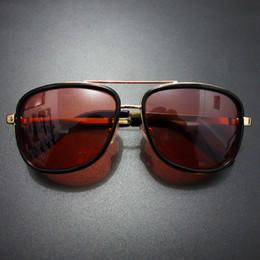 Herren-brillen Bekleidung Zubehör Maolen Tony Stark Iron Steampunk Sonnenbrille Männer Gothic Brille Brillen Spiegel Steam Punk Sonnenbrille Vintage Männlichen Oculos