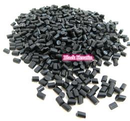 Wholesale Keratin Glue Extensions - 100g x Hair Extension Fusion Keratin Glue Tips Rebond Granules Beads BLACK Keratin Glue Granule
