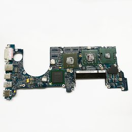 """Wholesale Ethernet Macbook - Logic board MotherBoard For Macbook Pro 15"""" A1260 820-2249-A 661-4960 MB133LL A 2.4GHz T8300 CPU Early 2008"""