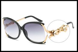 Wholesale Lentes Vintage - Oversized Sunglasses Women Luxury Brand Designer Vintage Sun Glasses Womans Eyewear Female Lentes De Sol Mujer Sunglass Ladies