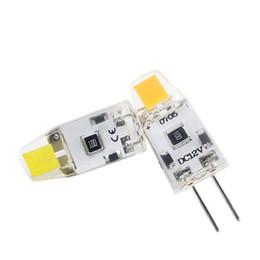 CERoHs Silicone LED G4 Lampe Bougie 1505 Ampoule 3W COB SMD CC 12V Remplacer les lumières halogènes Lustres Éclairage ? partir de fabricateur