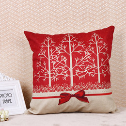 Discount Red Throw Pillows For Sofa Red Throw Pillows For Sofa