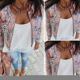 Wholesale Ladies Coats Sale Wholesale - Wholesale- 2016 NEW Fashion Women Lady Summer Windbreaker Coat Jacket Slim Bodycon Outwear Hot Sales