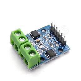 Wholesale Dual Motor Driver - L9110S H-bridge Stepper Motor Dual DC Stepper Motor Driver Controller Board Module L9110S L9110 For Arduino