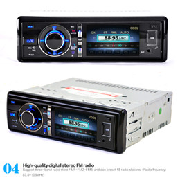 Wholesale Car Front Panel - 3 Inch Bluetooth Car DVD Player Digital Touch Screen Built-in Microphone with Detachable Front Panel Support DVD CD SD USB AUX CMO_21U