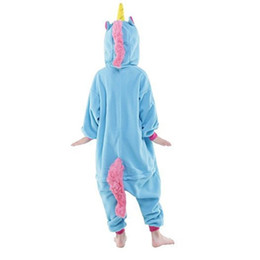 Wholesale Cartoon Onesies For Men - Accessories Cosplay Costumes Girls Boys Pajama sets unicorn Onesie Stitch onesies for Children Kids Animal Cute Cartoon Cosplay pyjama Co...