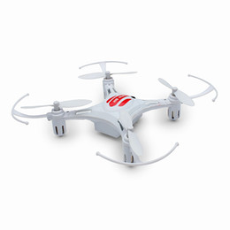 Wholesale Rc Brushless Rtf - helicopter indoor 2017 Hot Sale Eachine H8 Mini Headless RC Helicopter Mode 2.4G 4CH 6 Axle Quadcopter RTF Remote Control Toy