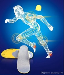 Wholesale Memory Foam Shoe Insole Inserts - 3D Premium Comfortable Orthotics flat foot Insole TPU Orthopedic Insoles for Shoes insert Arch Support pad for plantar fasciitis