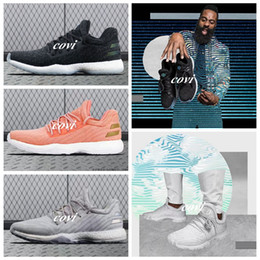 Wholesale Fabric Life - Real Boost Harden Vol.1 Night Life Mens Basketball Shoes Fast Life Fashion Primeknit James Harden Shoes LS Outdoor Sports Training Sneakers